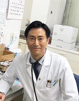 院長 芳沢茂雄