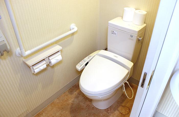内視鏡検査専用洗面所
